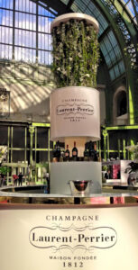 Bar Champagne Laurent-Perrier Taste of Paris
