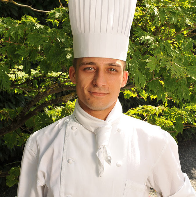 Chef Laurent Magnin
